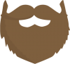 Samuel Miller – The Bearded Celebrant Logo